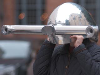Meta-Perceptual Helmets